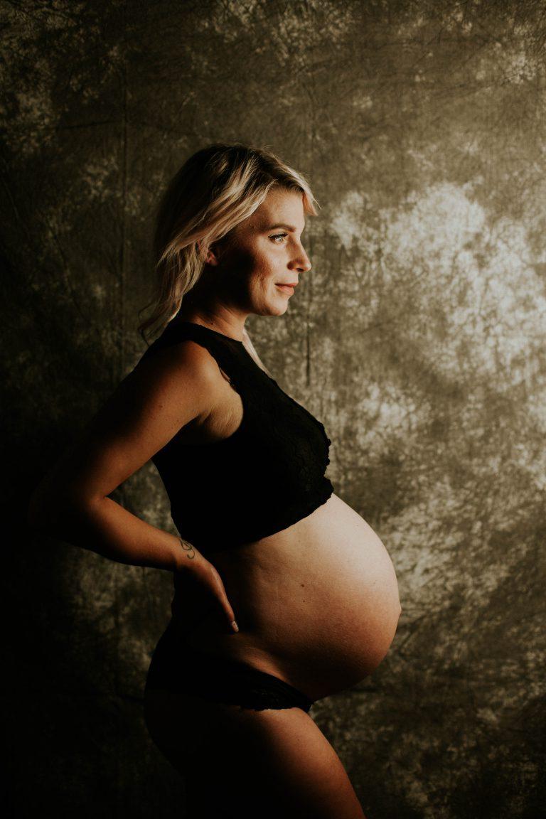 yesido studio fotografia sesja ciążowa studio