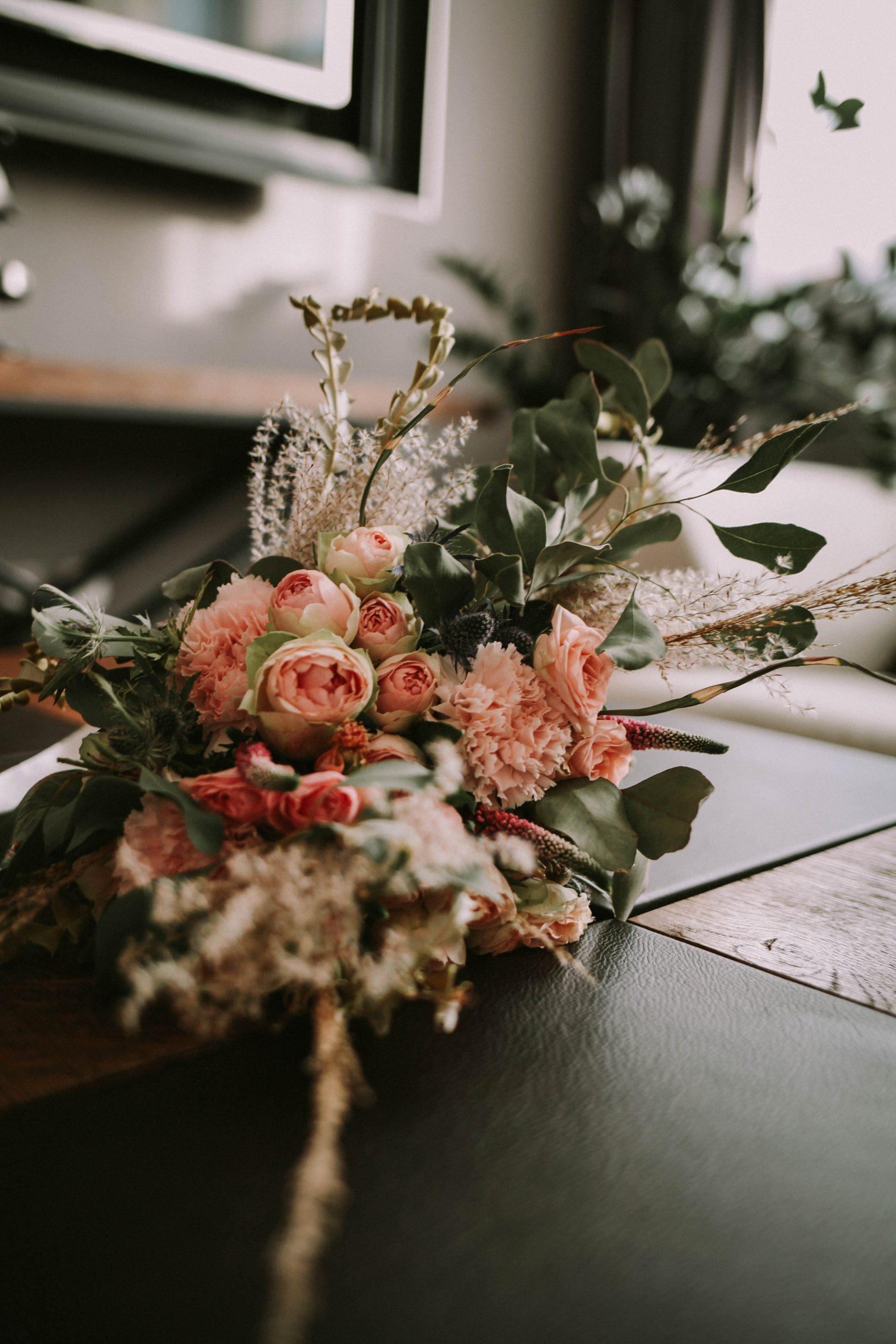 yesido studio fotografia bukiet ślubny