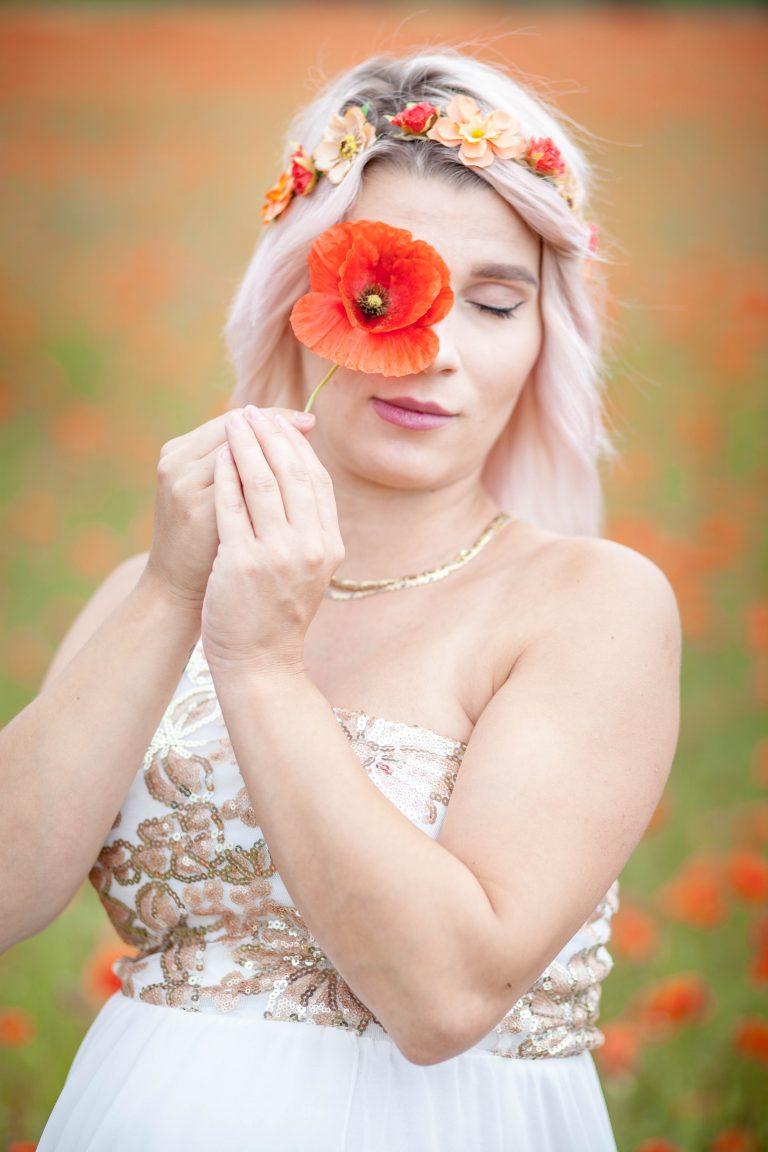 yesido studio fotografia kwiat maku